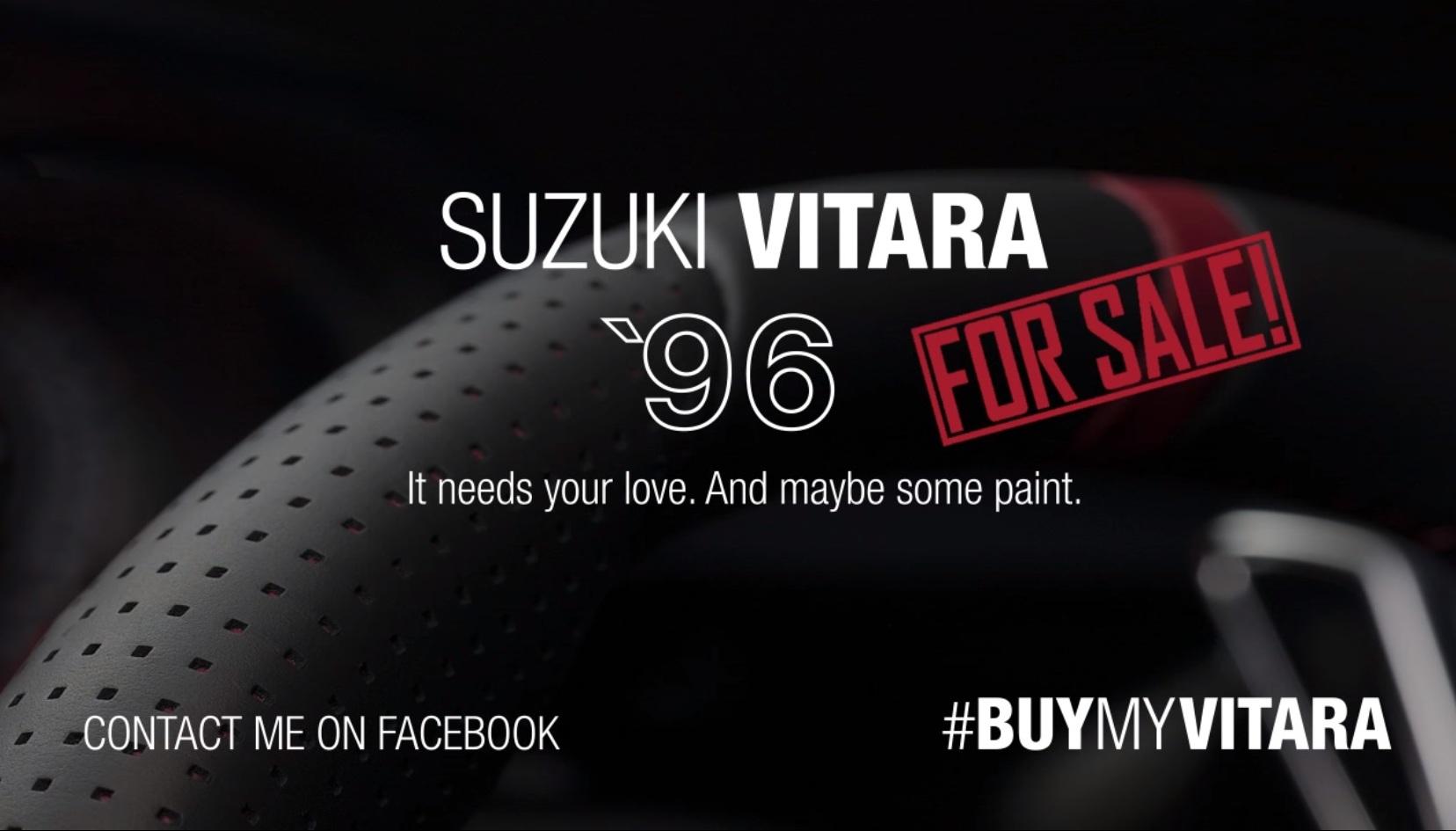 Мощный креатив: Как продать подержанную Suzuki Vitara и получить более миллиона просмотров