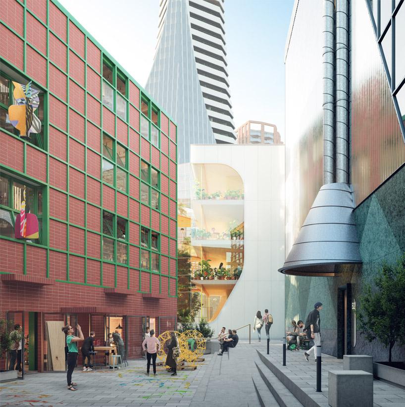 В 2020 году в Лондоне создадут дизайнерский квартал