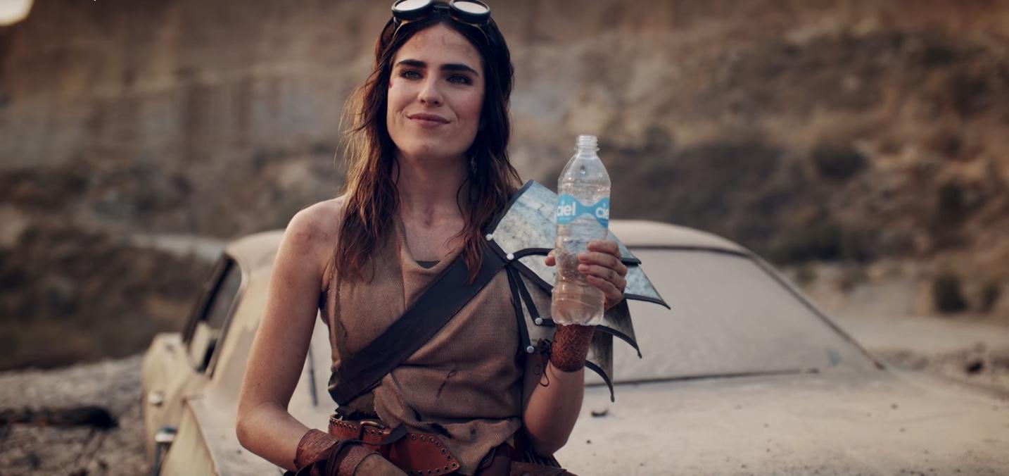 Постапокалиптический боевик «Жажда» от Coca-Cola | Студия Ракета
