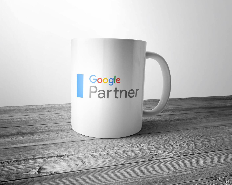 Студия зарегистрирована в программе Google Partners | Студия Ракета
