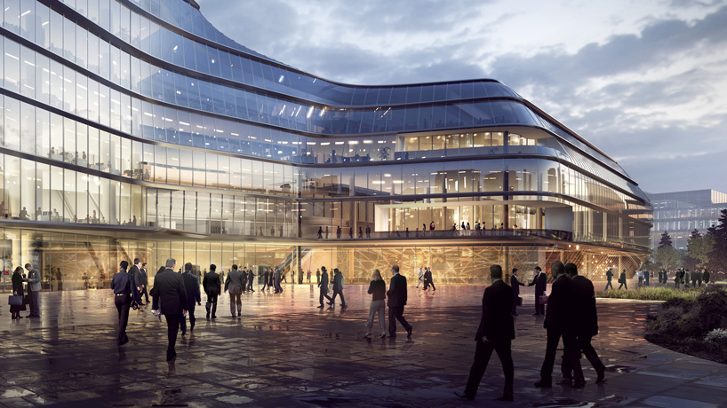 Новый проект Foster and Partners | Студия Ракета