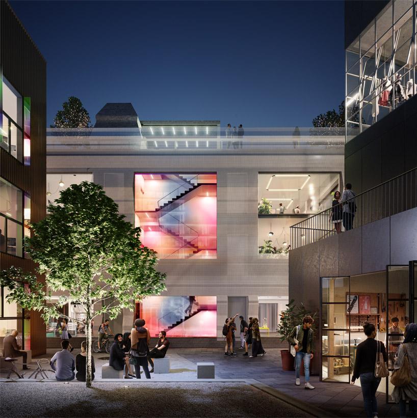 В 2020 году в Лондоне создадут дизайнерский квартал | Студия Ракета