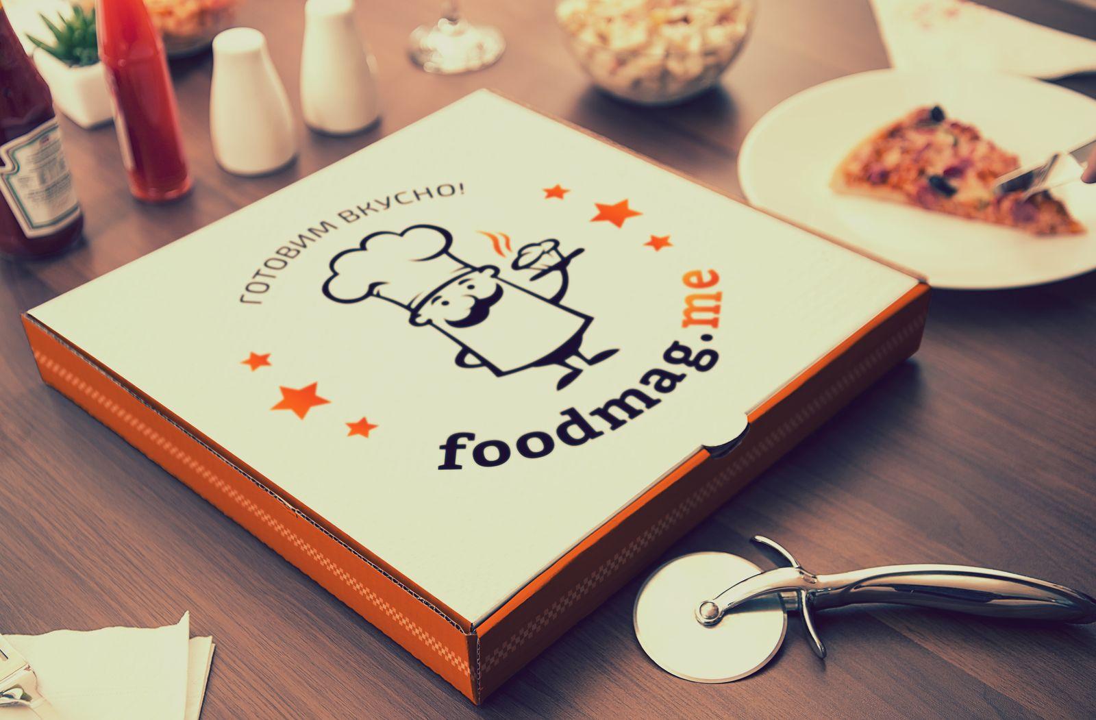 Разработка сайта Foodmag.me – для любителей готовить! | Студия Ракета